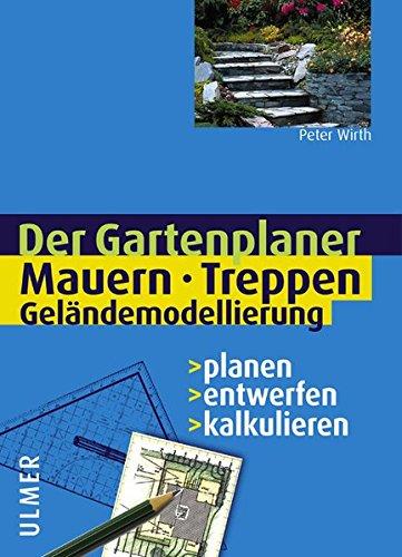9783800139033: Mauern, Treppen, Gel�ndemodellierung.