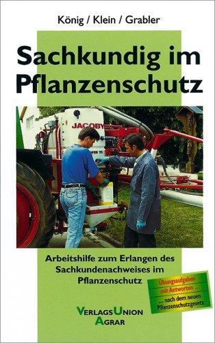 9783800141760: Sachkundig im Pflanzenschutz.