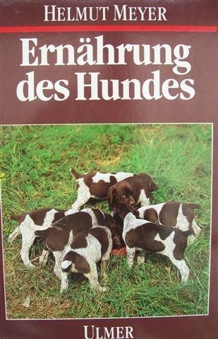 9783800143634: Ernährung des Hundes. Grundlagen und Praxis