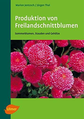 9783800146796: Produktion von Freilandschnittblumen