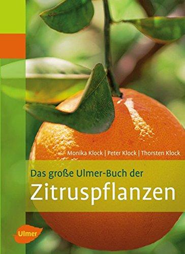 9783800146932: Das große Ulmer-Buch der Zitruspflanzen