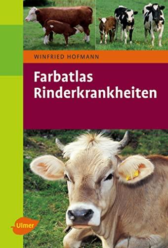 9783800148127: Farbatlas Rinderkrankheiten