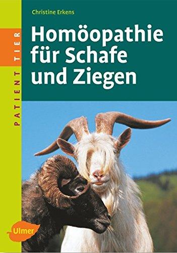 9783800148400: Homöopathie für Schafe und Ziegen