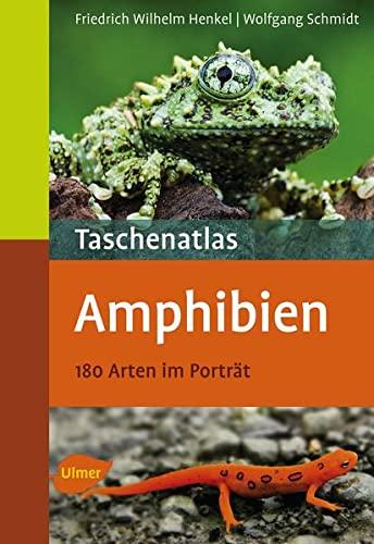 9783800151554: Taschenatlas Amphibien: 175 Arten f�r das Terrarium