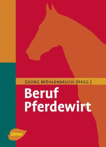 9783800154500: Beruf Pferdewirt