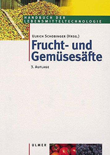 9783800158218: Frucht- und Gemüsesäfte.
