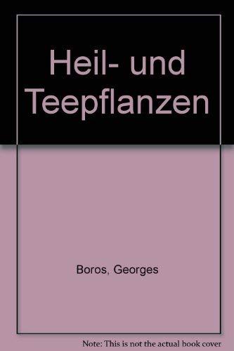 9783800160976: Heil- und Teepflanzen