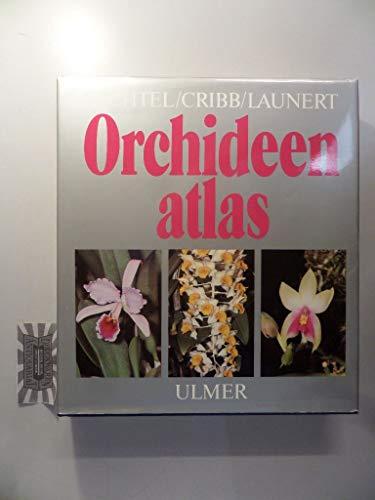 9783800161454: Orchideen-Atlas. Die Kulturorchideen. Lexikon der wichtigsten Gattungen und Arten