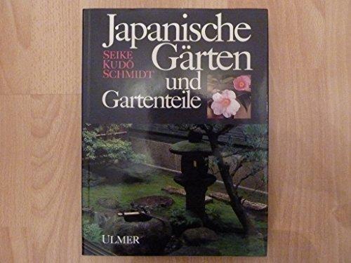 9783800161492: Japanische Gärten und Gartenteile