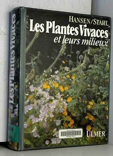9783800165025: Les plantes vivaces et leurs milieux