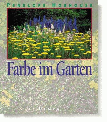 9783800166237: Farbe im Garten. Sonderausgabe