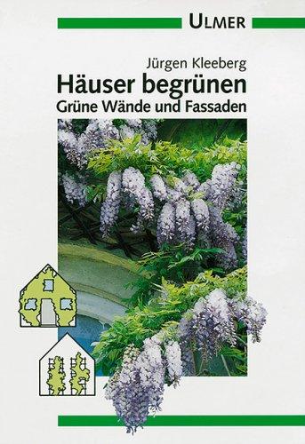 9783800168460: Häuser begrünen.