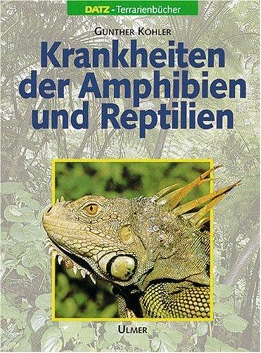 9783800173402: Krankheiten der Amphibien und Reptilien