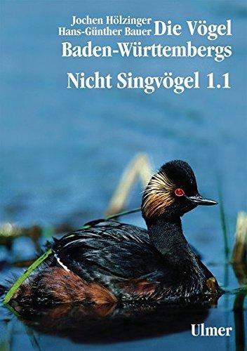 Die Vögel Baden-Württembergs Band 2.0 - Nicht-Singvögel1.1, Nandus bis Flamingos: ...