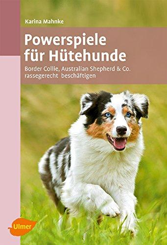 9783800175703: Powerspiele für Hütehunde: Border Collie, Australian Shepherd & Co. rassegerecht beschäftigen