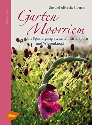 9783800177783: Garten Moorriem: Ein Spaziergang zwischen Rittersporn und Wiesenkopf