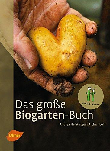 9783800178407: Das große Biogarten-Buch
