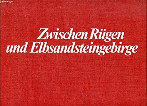 Zwischen Erzgebirge und Ostsee. Text Horst Krüger.: Krüger, Horst und
