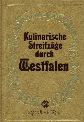 9783800302277: Kulinarische Streifzüge durch Westfalen