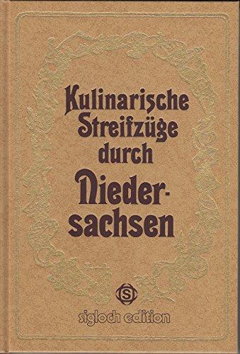 9783800302482: Kulinarische Streifzüge durch Niedersachsen