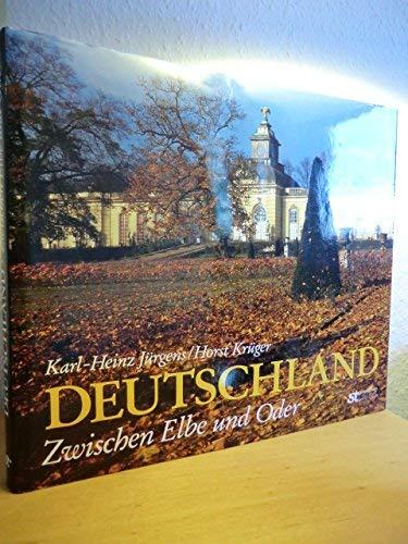 9783800303809: Deutschland. Zwischen Elbe und Oder