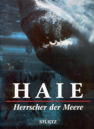 9783800304950: Haie. Herrscher der Meere
