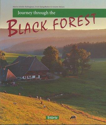 9783800316298: Journey Through the Black Forest (Journey Through series)