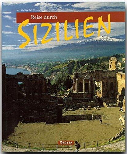 9783800316953: Reise durch Sizilien