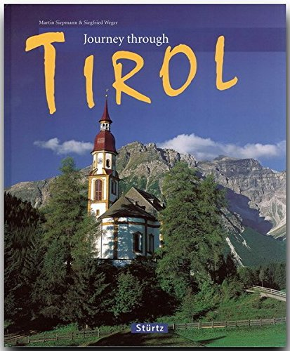 9783800317127: Journey Through Tirol (Journey Through series)