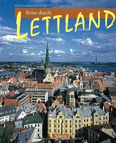 9783800317899: Reise durch Lettland