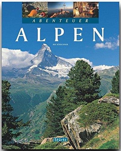 9783800318667: Abenteuer Alpen
