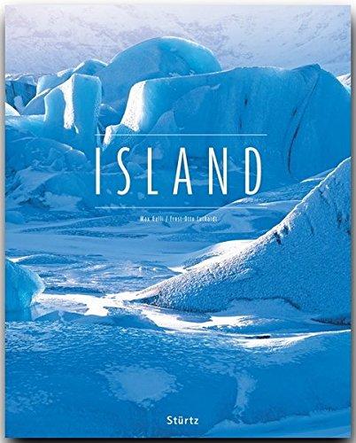 9783800318988: ISLAND - Ein Premium***-Bildband in stabilem Schmuckschuber mit 224 Seiten und über 310 Abbildungen - STÜRTZ Verlag