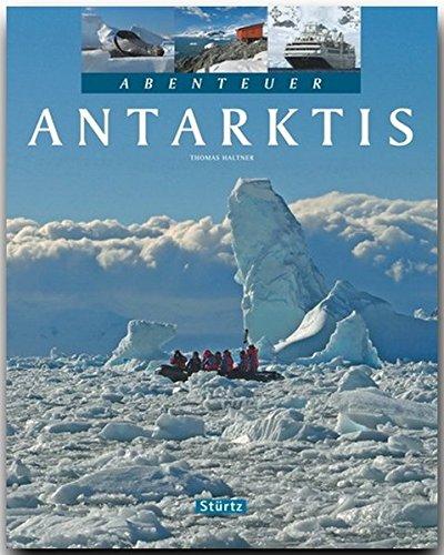 9783800319435: Abenteuer Antarktis