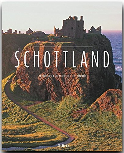 9783800319510: SCHOTTLAND - Ein Premium***-Bildband in stabilem Schmuckschuber mit 224 Seiten und über 310 Abbildungen - STÜRTZ Verlag