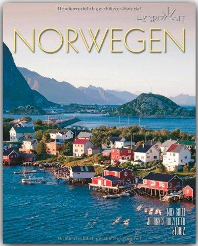 9783800319695: Horizont NORWEGEN - 160 Seiten Bildband mit über 230 Bildern - STÜRTZ Verlag