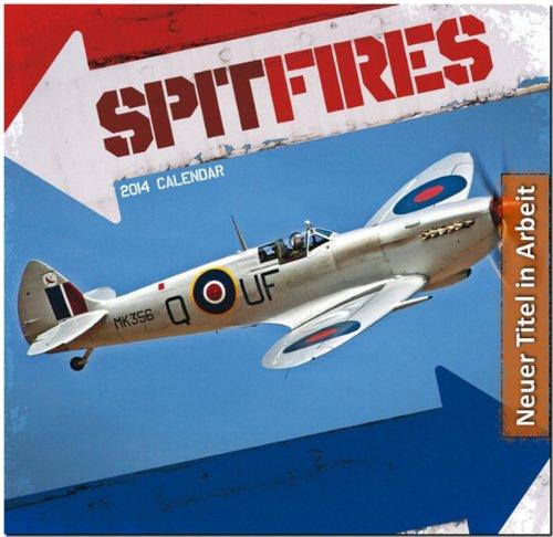 9783800321094: Spitfires 2015: Original Carousel-Kalender