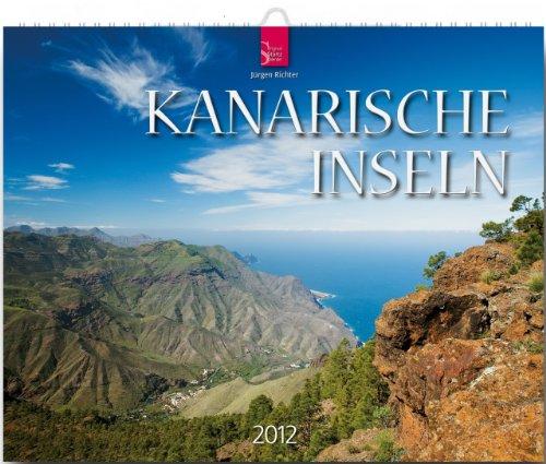 9783800329359: Kanarische Inseln 2012. Kalender Länder und Regionen