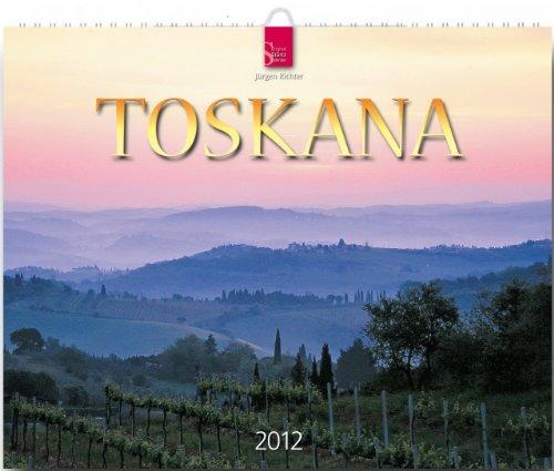 9783800329557: Toskana 2012. Kalender Länder und Regionen
