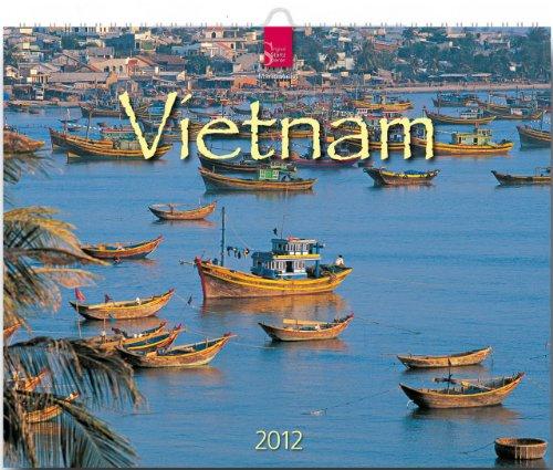 9783800329564: Vietnam 2012. Kalender Länder und Regionen
