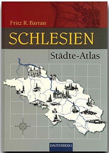9783800330522: Städte-Atlas Schlesien
