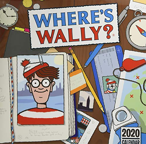 9783800336296: Where's Wally? - Wo ist Walter 2020