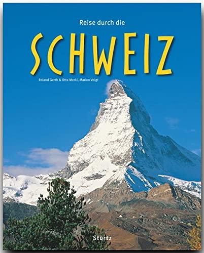 9783800340101: Reise durch die Schweiz