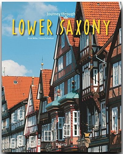 9783800340194: Journey through Lower Saxony (Journey Through Series)
