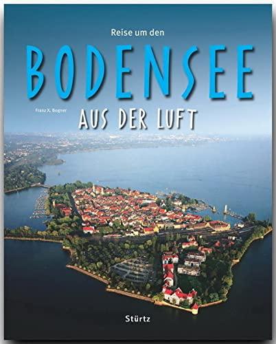 9783800340354: Bodensee aus der Luft