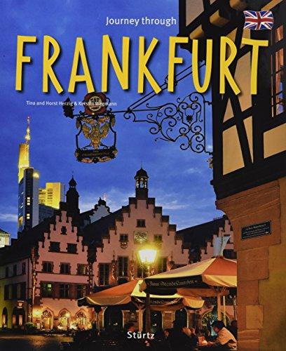 9783800340392: Journey Through Frankfurt (Journey Through series)