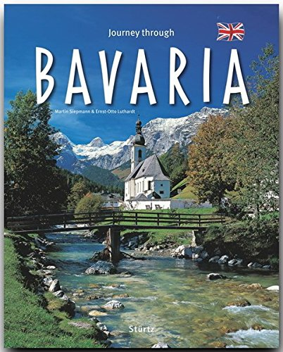 9783800340613: Journey Through Bavaria (Journey Through series)
