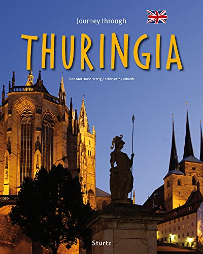 9783800341153: Journey through Thuringia