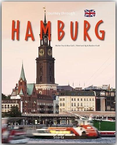9783800341481: Journey through Hamburg