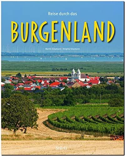 9783800342341: Reise durch das BURGENLAND
