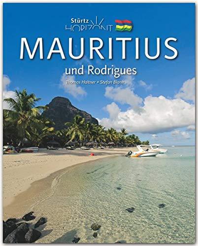 9783800344680: Horizont Mauritius - Trauminsel im Indischen Ozean: 160 Seiten Bildband mit über 230 Bildern - STÜRTZ Verlag [Gebundene Ausgabe]